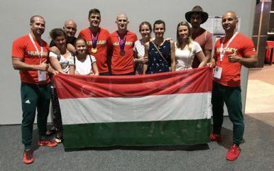 Két magyar aranyérem az Arafura Games-en!
