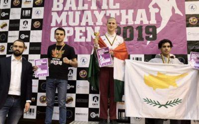 Baltic Muaythai Open – Két arany- és két bronz a mieink mérlege